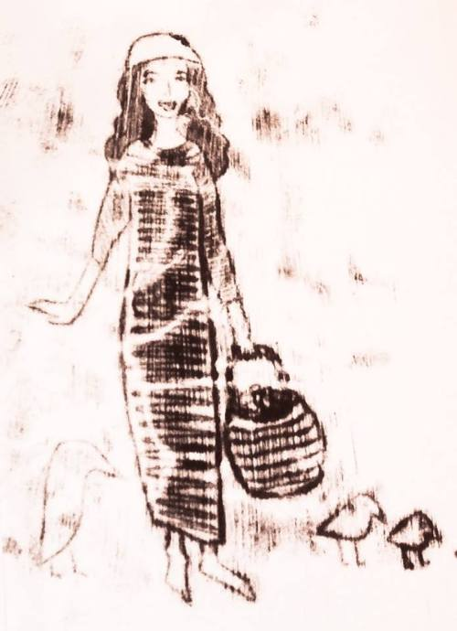 Sketches printing