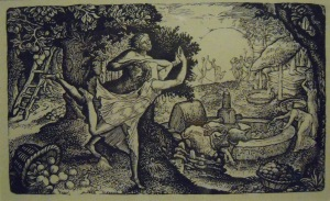 William Blake exhibition