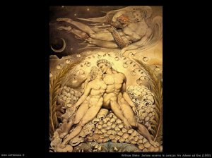 william_blake_024_satana_osserva_adamo_eva_1808