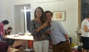 Carll & Eva. Ars in Favola