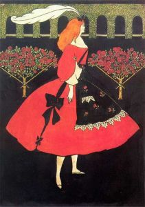 A.Beardsley - Cinderella