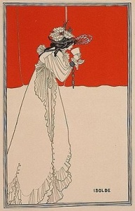 A. Beardsley - Isolde