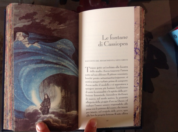 """Le Fontane di Cassiopea"". AKG Images."