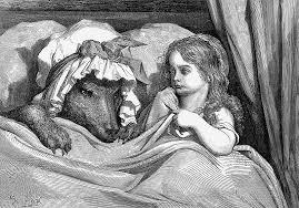 Gustav Doré: Caperucita Roja