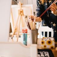 Téecnicas de pintura
